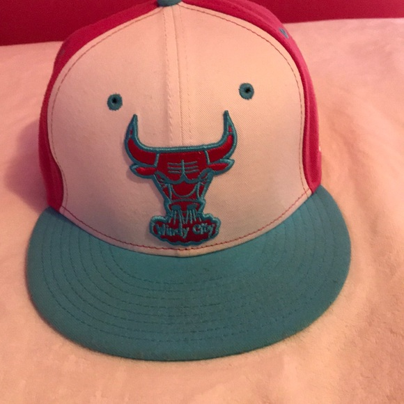 New Era Other - New Era 59fifty fitted Chicago bulls hat